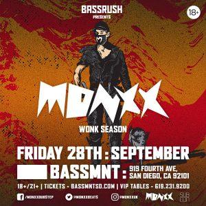 MDNXX at Bassmnt - September 28, 2018