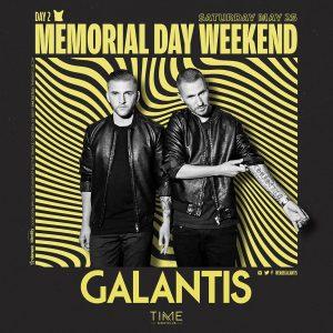 MDW Galantis at Time - May 25