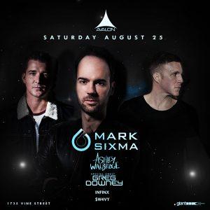 Mark Sixma at Avalon - august 25, 2018