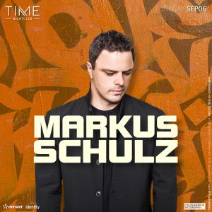 Markus Schulz at Time - Sep 6
