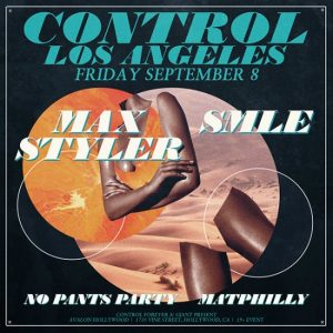 Max Styler at Avalon Hollywood