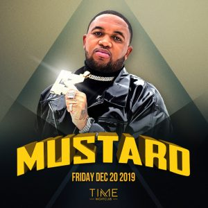 Mustard at Time - Dec 20