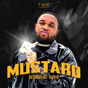 Mustard at Time - Oct 19