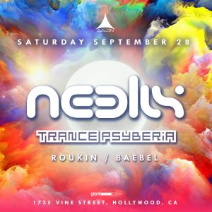 Neelix at Avalon - sep 28