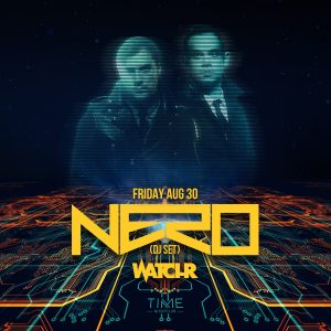 Nero at Time - Aug 30