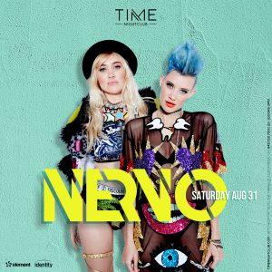 Nervo at Time - Aug 31