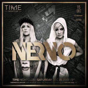 Nervo at Time - December 15, 2018