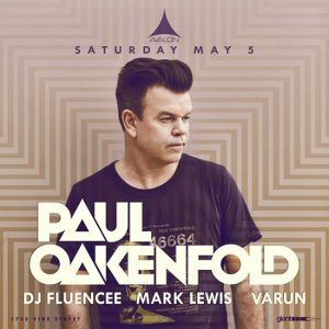 Paul Oakenfold at Avalon Hollywood - May 5, 2018