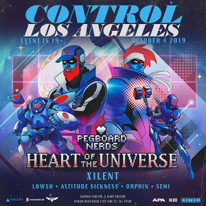 Pegboard Nerds at Avalon - Oct 4