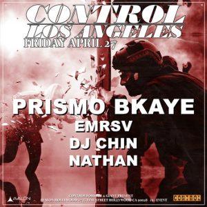 Prismo, Bkaye at Avalon Hollywood - April 27, 2018
