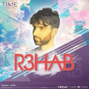 R3hab at Time - June 7, 2019