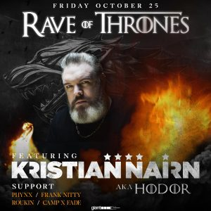 Rave of Thrones at Avalon - October 25, 2019