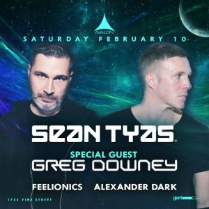 Sean Tyas at Avalon Hollywood - February 10, 2017