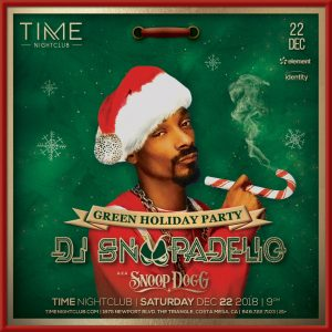 Snoopadelic at Time - 12.22.18