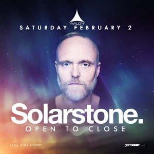 Solarstone at Avalon - Feb 2, 2019