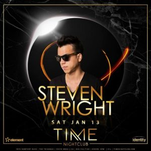 Steven Wright at Time Nightclub - January 13, 2018