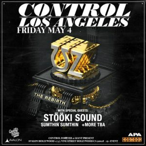 UZ and Stooki Sound at Avalon Hollywood - May 4, 2018
