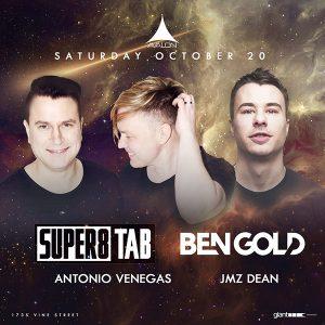 Super8Tab & Ben Gold at Avalon - Oct 20, 2018