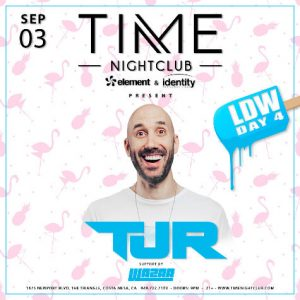 TJR at Time Nightclub OC