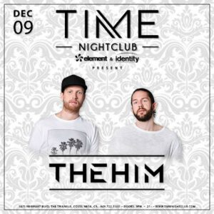 The Him at Time Nightclub
