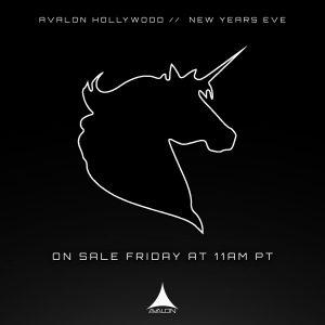 Unicorn Slayer at Avalon - NYE
