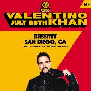 Valentino Khan at Bassmnt - July 28, 2018