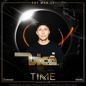 Vice at Time Nightclub - March 24, 2018