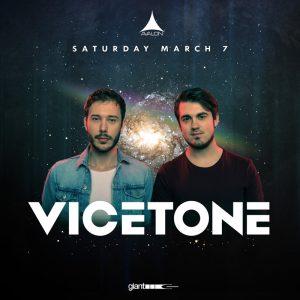 Vicetone at Avalon