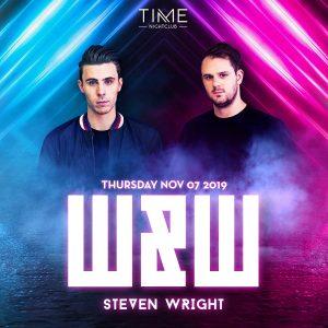 W&W at Time - Nov 7