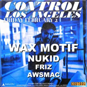 Wax Motif at Avalon Hollywood
