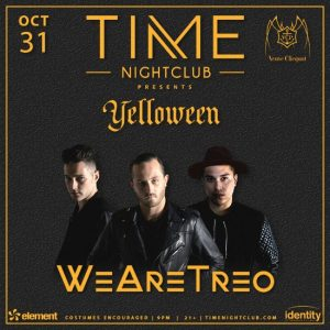 WeAreTreo at Time Nightclub