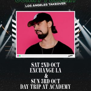 Sonny Fodera at Exchange LA and Academy LA