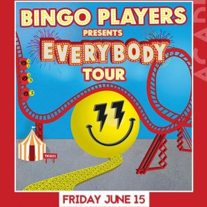 Bingo Players at Academy LA