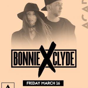 Bonnie x Clyde at Academy LA