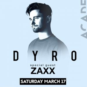 Dyro at Academy LA
