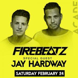 Firebeatz w/ Jay Hardway at Academy LA