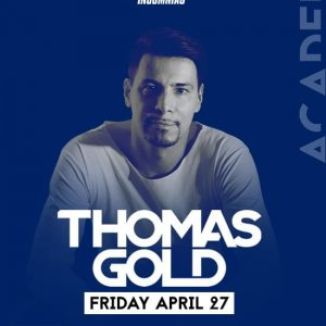 Thomas Gold at Academy LA