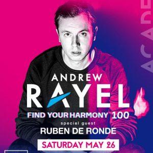 Andrew Rayel at Academy LA