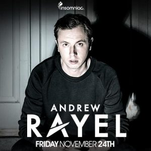 Andrew Rayel at Create Nightclub