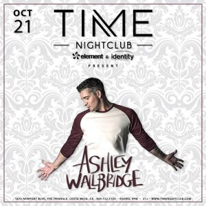ashley wallbridge at time nightclub