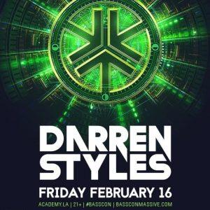 Darren Styles at Academy LA