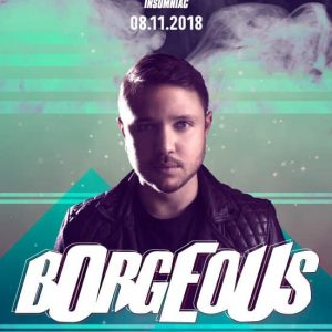 Borgeous at Exchange LA