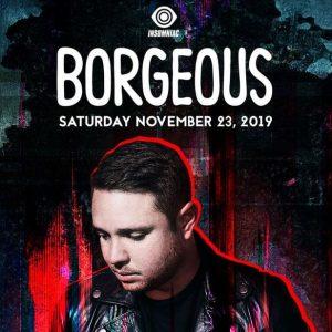 Borgeous at Academy LA