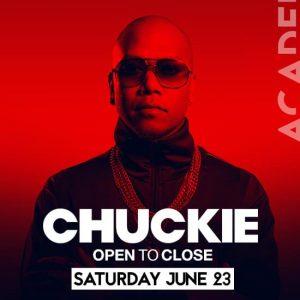 Chuckie at Academy LA