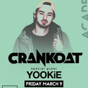 Crankdat w/ Yookie at Academy LA