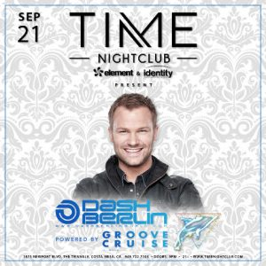 dash berlin at time nightclub oc