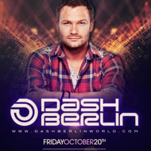 Dash Berlin at Create Nightclub
