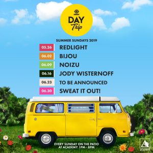 Day Trip 2019 Lineup at Academy LA