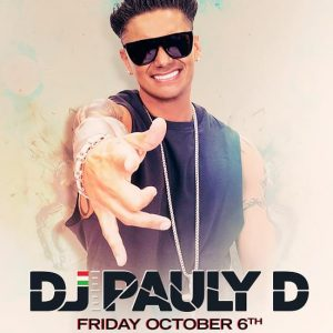 dj pauly d at create nightclub tickets guestlist