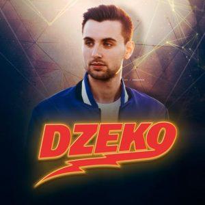 Dzeko at Create Nightclub